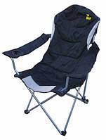 Кресло складное с регулируемым наклоном спинки Tramp TRF-012