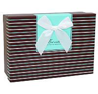 Большая подарочная упаковка для изделий из экзотической кожи