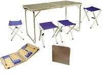Набор туристической мебели в кейсе Tramp TRF-005