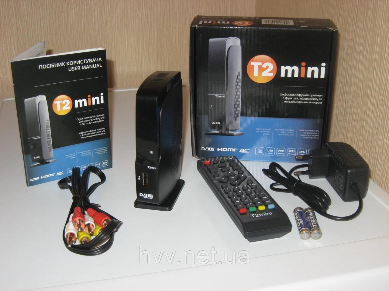 Тюнер T2 mini  DVB-T2