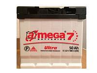 Аккумулятор автомобильный A-mega 6СТ-50 Аз Ultra