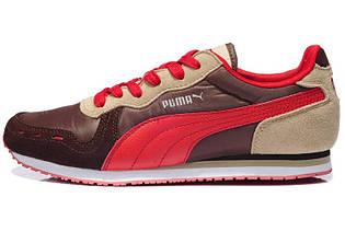 Кроссовки мужские Puma Cabana Racer / PMM-088 (Реплика)