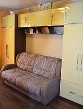 Меблі для дитячої з фарбованого МДФ