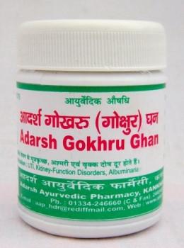 Противовоспалительное средство для мочевой системы Гокхру Гхан ...