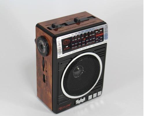 Радиоприемник Golon RX-078, колонка mp3 проигрыватель