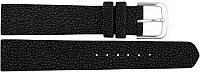 Ремешок для часов из кожи Ската 0700. STWS 01 Black