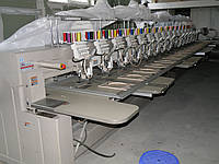 Вышивальная машина SWF