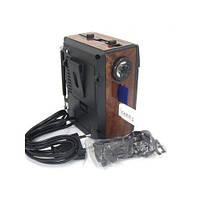 Радиоприемник Golon RX-078, колонка mp3 проигрыватель, фото 7