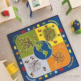 Коврик в детскую комнату Confetti Four Seasons 133*133