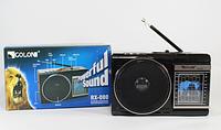 Радиоприемник Golon RX-080 USB/SD/FM Wooden