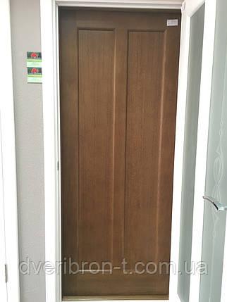 Двери Белоруссии Дива ПГ дуб рустикаль, фото 2