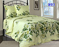 Постельное белье Юнона, белорусская бязь 100%хлопок - двуспальный комплект