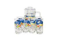 Набор для напитков Luminarc Кувшин с стаканами,Графины, кувшины, питьевые наборы