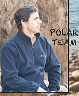 Фирменный пуловер Picasso Polar Team