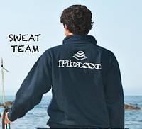 Фирменный пуловер Picasso Sweat Team, размер XL