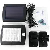 Уличный светильник на солнечной батарее 36 LED