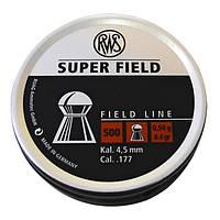 Пули RWS Superfirld 0,54г 1/500шт