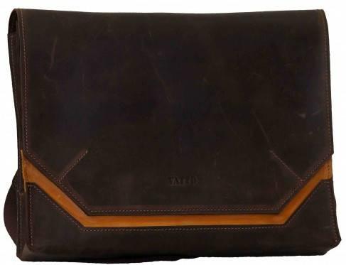Удобна мужская сумка с отделением для планшета VATTO MK21Kr450.190, коричневый
