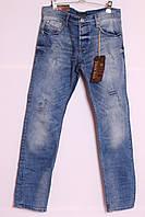 Мужские стильные рваные джинсы Denim Republic турция, фото 1