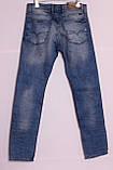 Мужские стильные рваные джинсы Denim Republic турция, фото 3