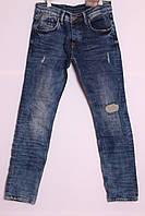 Мужские джинсы с порватостями Denim Republic