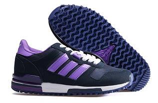 Кроссовки женские Adidas ZX700 / ADW-009 (Реплика)
