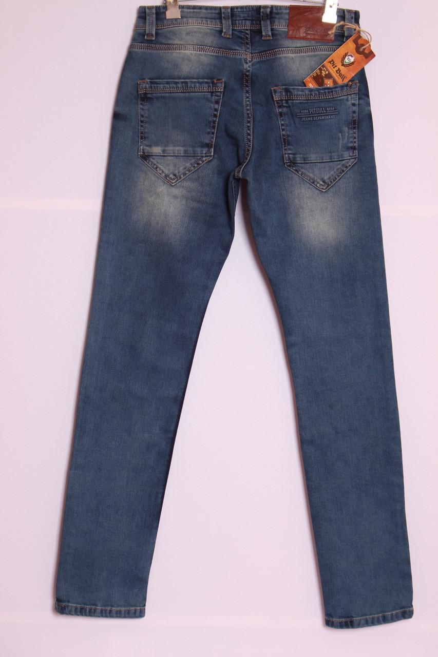 2f9eb9fcdb7 Мужские модные турецкие джинсы PitBull  продажа