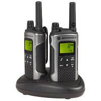 Рация портативная Motorola TLKR T80 (радиус действия до 10км)