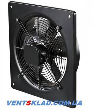 Осевые вентиляторы с квадратной монтажной пластиной серии Вентс ОВ