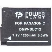 Panasonic DMW-BLC12, DMW-GH2