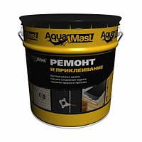 Мастика битумная для ремонта кровли AquaMast; 3 кг
