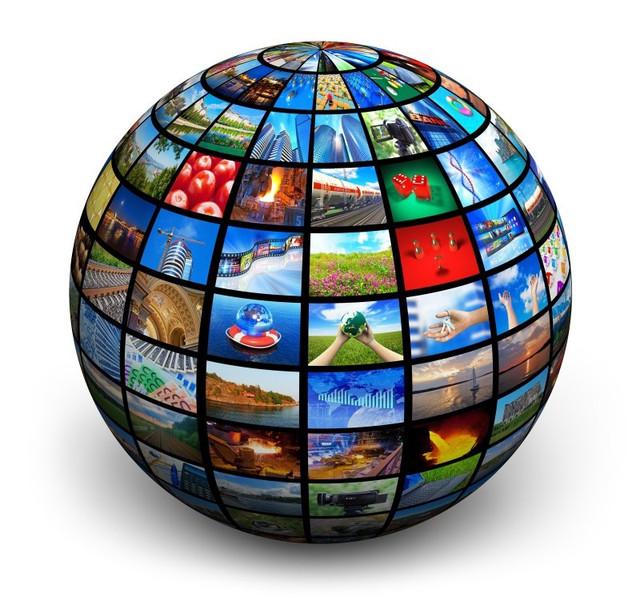 Cпутниковое и эфирное телевидение, медиаприставки