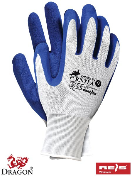 Перчатки защитные RNYLA WN