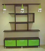 Современная мебель для гостиной комнаты из крашенного МДФ