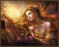 """Набор алмазной вышивки (мозаики) """"Фея - красоты и изящества"""""""