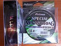 Леска Megastrong Fluorocarbon Feeder 150м 0,25; 0,30; 0,35; 0,40