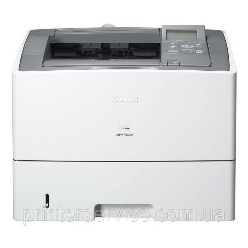 БУ черно-белый лазерный принтер Canon i SENSYS LBP6750dn формата А4