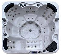"""Гидромассажный СПА бассейн Ique  серии """"Diamond Lux"""" модель Corsica"""