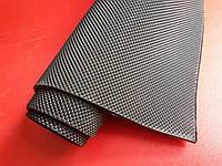 Профилактика листовая ШИПОВКА Украина 500*500*2мм цвет чёрный