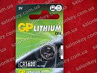 CR1620 GP Батарейки Литиевые