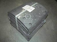 Накладка тормозная (компл. на ось) 420х200 2-й рем. BPW, DAF SB, SAF (RIDER). RD 19094Rem2