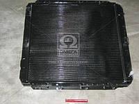 Радиатор водяного охлаждения КАМАЗ 54115 с повыш.теплоотд. (4-х рядный) (ШААЗ). 54115-1301010