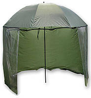 Рыболовный зонт-палатка Carp Zoom Umbrella Shelter 250 см (CZ7634)