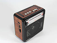 Радиоприемник Колонка MP3 USB RX 1405, фото 4