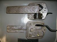 Педаль газа МАЗ с кронштейном (МАЗ). 64221-1108005-10