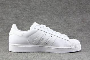 Кроссовки женские Adidas Superstar / ADW-075 (Реплика)