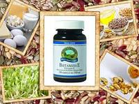 Витамин Е в капсулах от NSP задерживает старение и укрепляет иммунитет.180 капсул,США