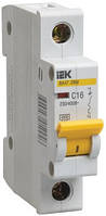 Автоматический выключатель ВА47-29М 1P 1,6 А х-ка C, IEK