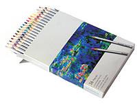 Карандаши цветные Марко (Marco Raffine) профессиональные 36 цв. картонная коробка