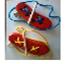 Деревянная игра шнуровка Ботинок Д585у Руди